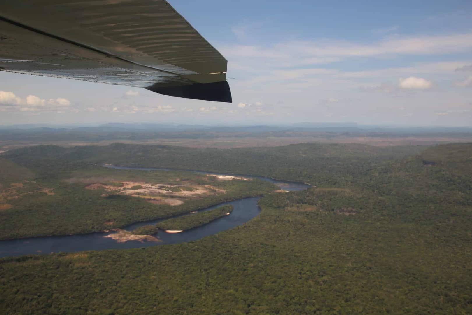 Das Orinoco Delta - Biotope und die Indianer 3