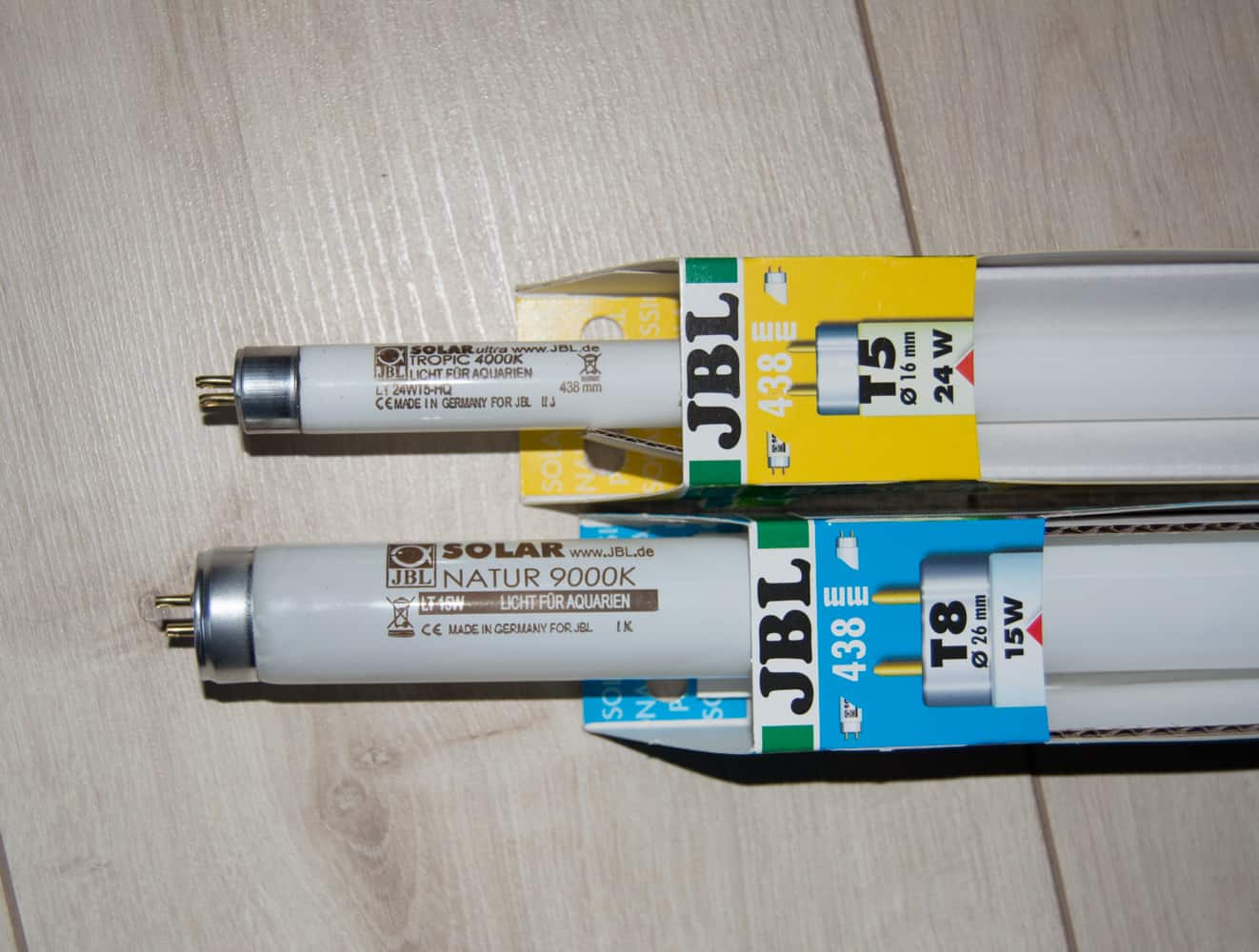 Kids Beleuchtung T5 T8 Technik