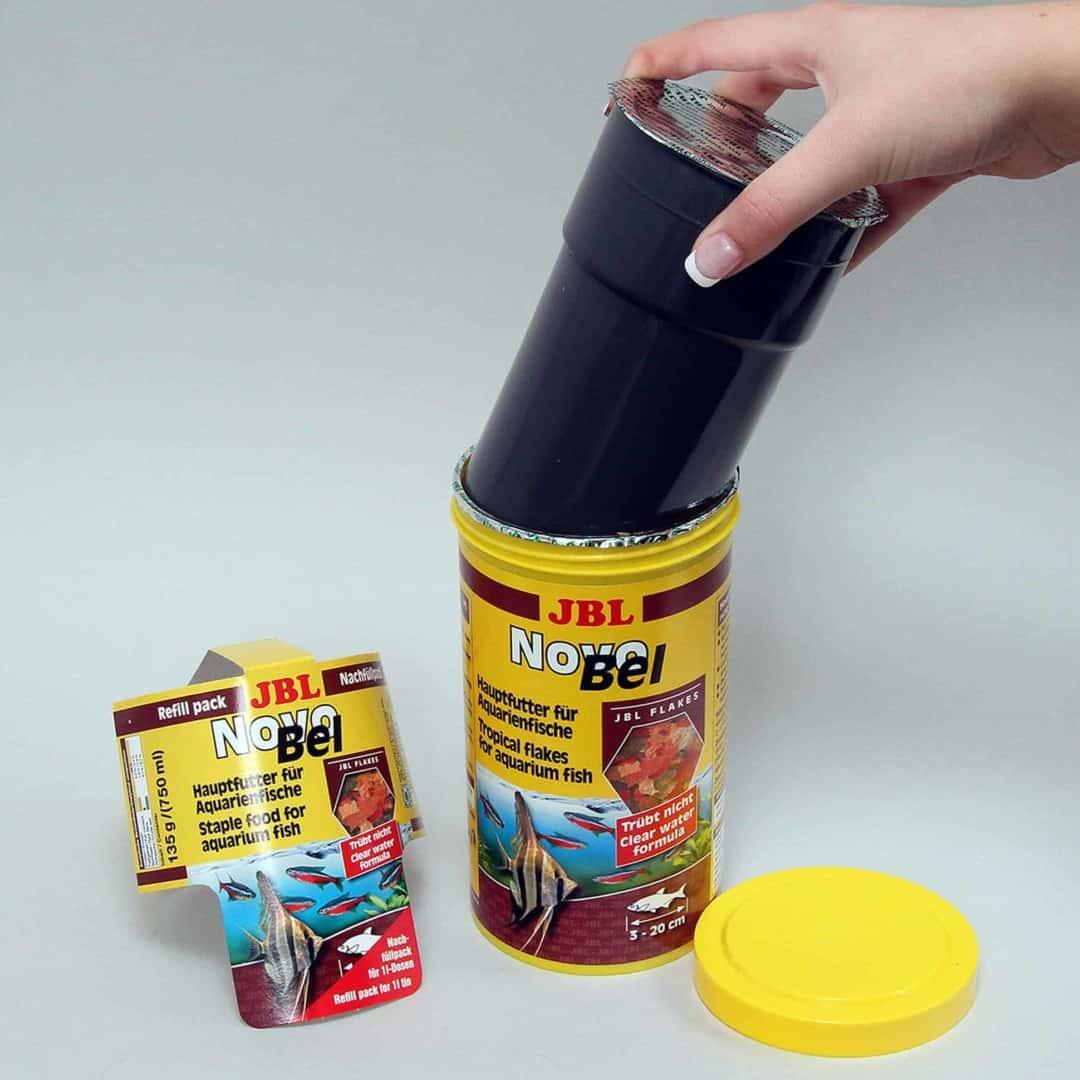 JBL Nachhaltigkeit - Nachfüllpack für eine Dose Futter