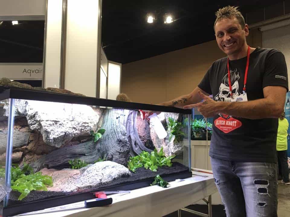 Einschalten: Weltbekannter Aquascaper Oliver Knott bei DRadio Wissen im Interview 1