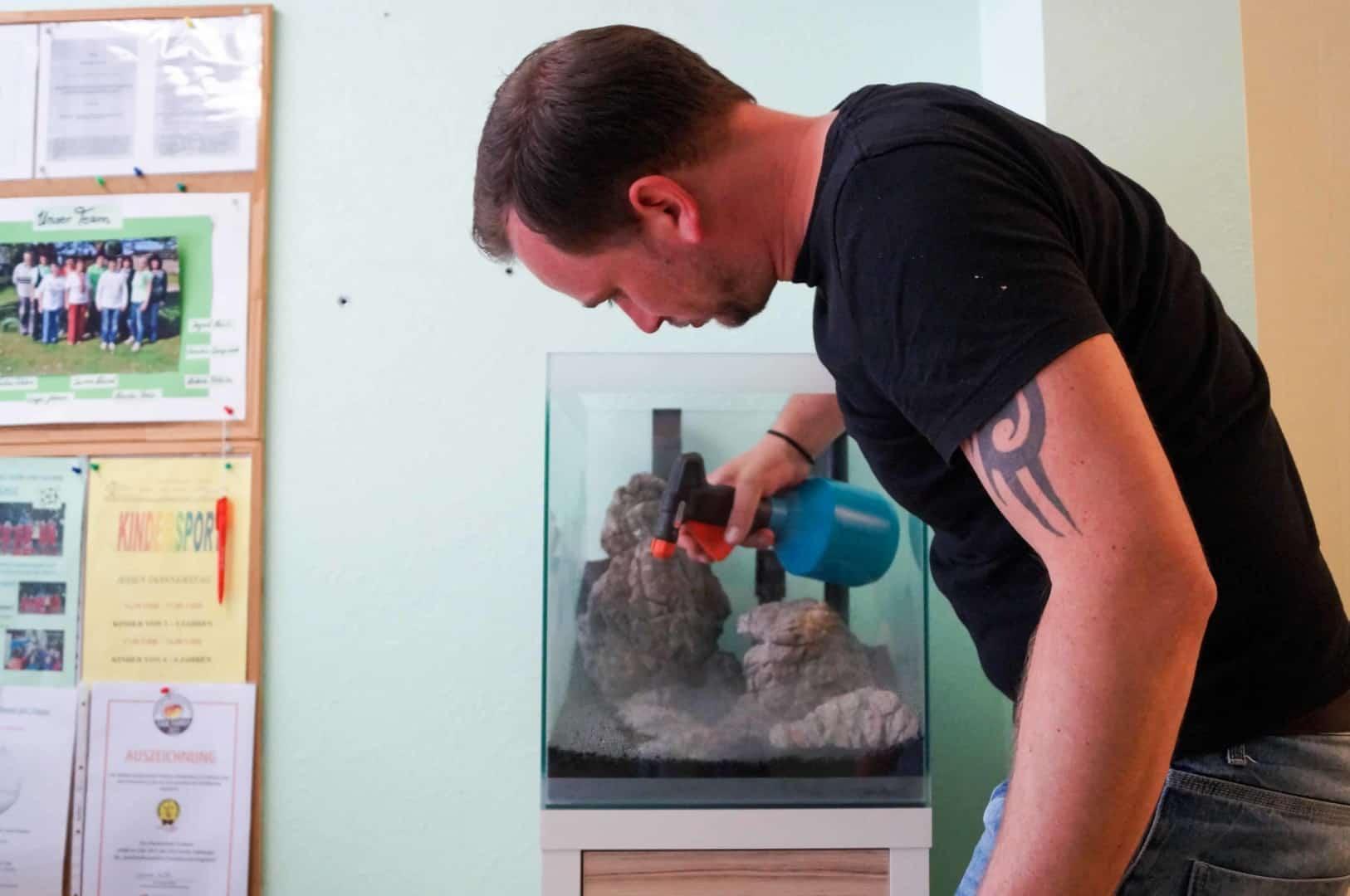 Ein Kita Aquarium de luxe 3