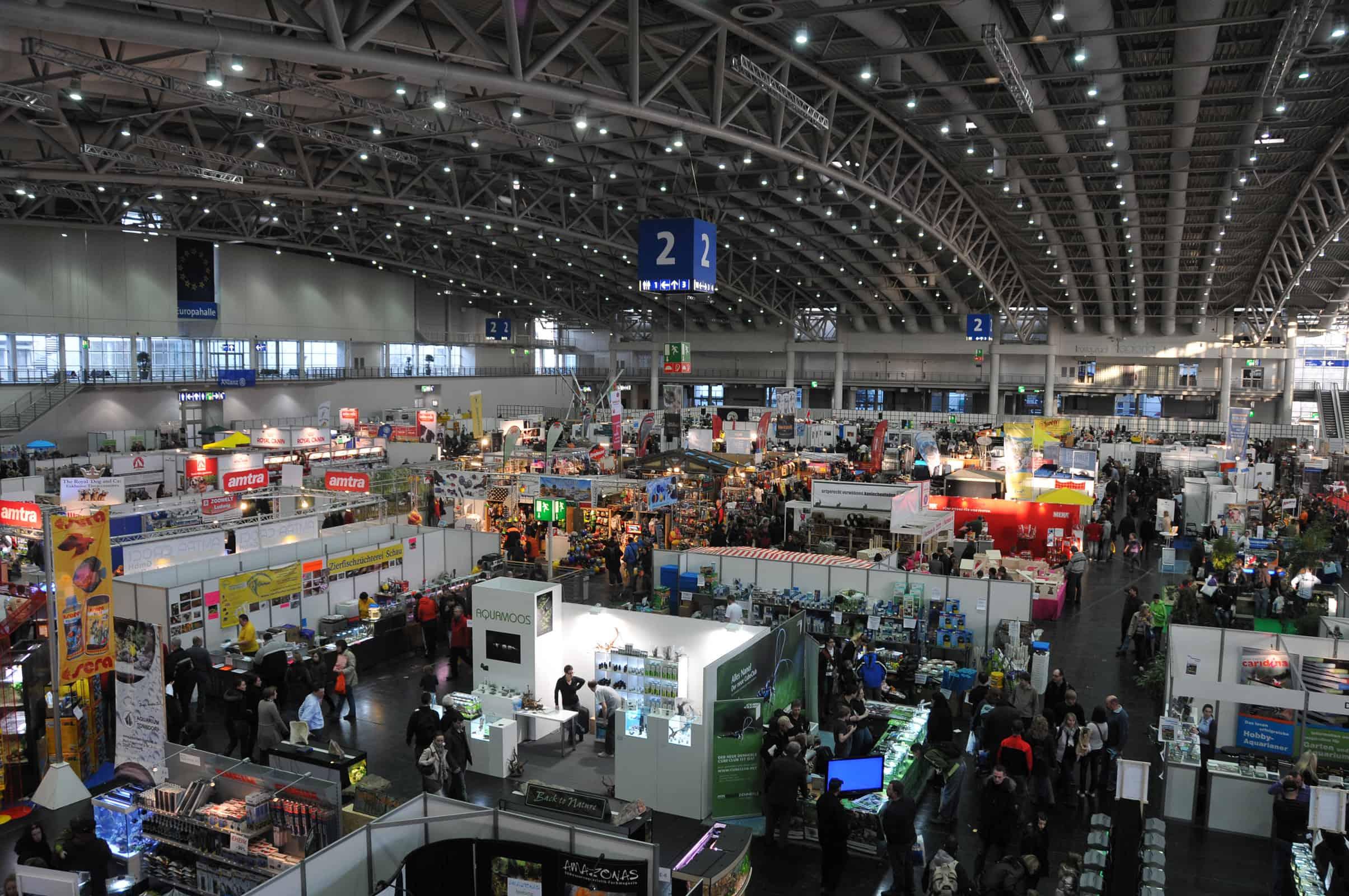 Supreme Heimtiermesse Hannover vom 3. bis 5. Februar 2017 1