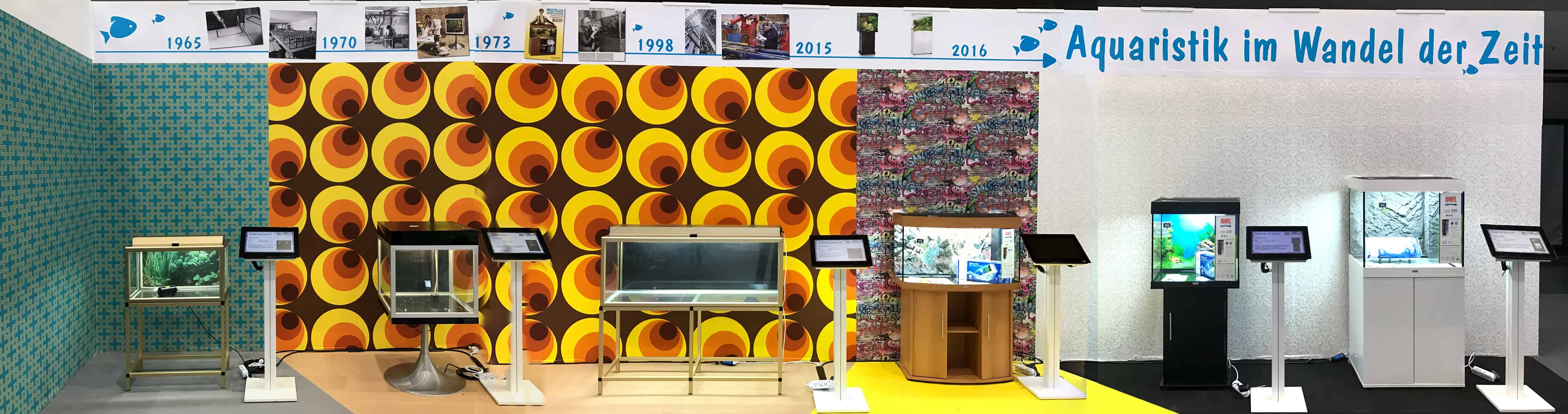 Das Aquarium von damals bis heute - Der Wandel 1