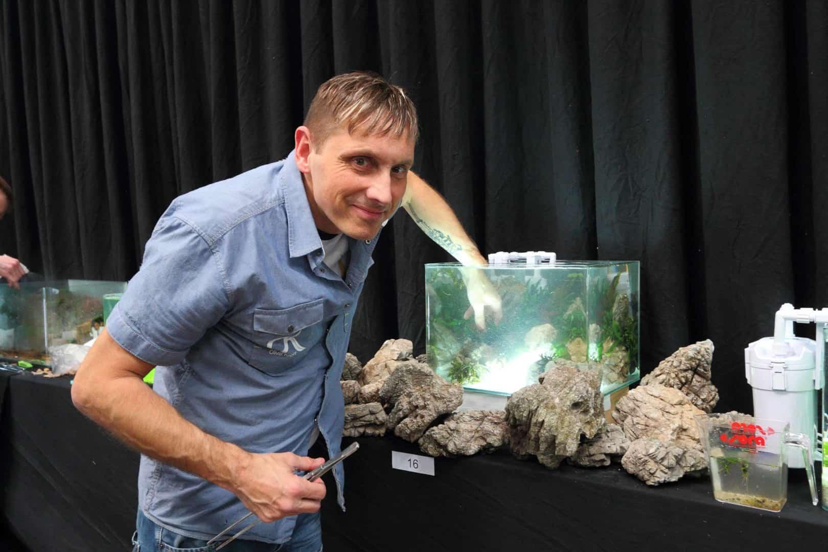 Podcast Episode #98: The Art Of The Planted Aquarium (Harald Soßna) 6
