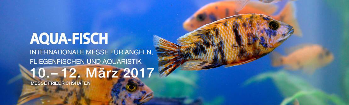 AQUA-FISCH 2017 auf der Messe Friedrichshafen 1
