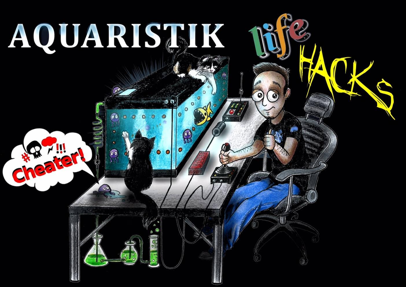 Podcast Episode #106: Aquaristik auf YouTube mit Tobis Aquaristikexzesse (Tobias Buchheit) 3