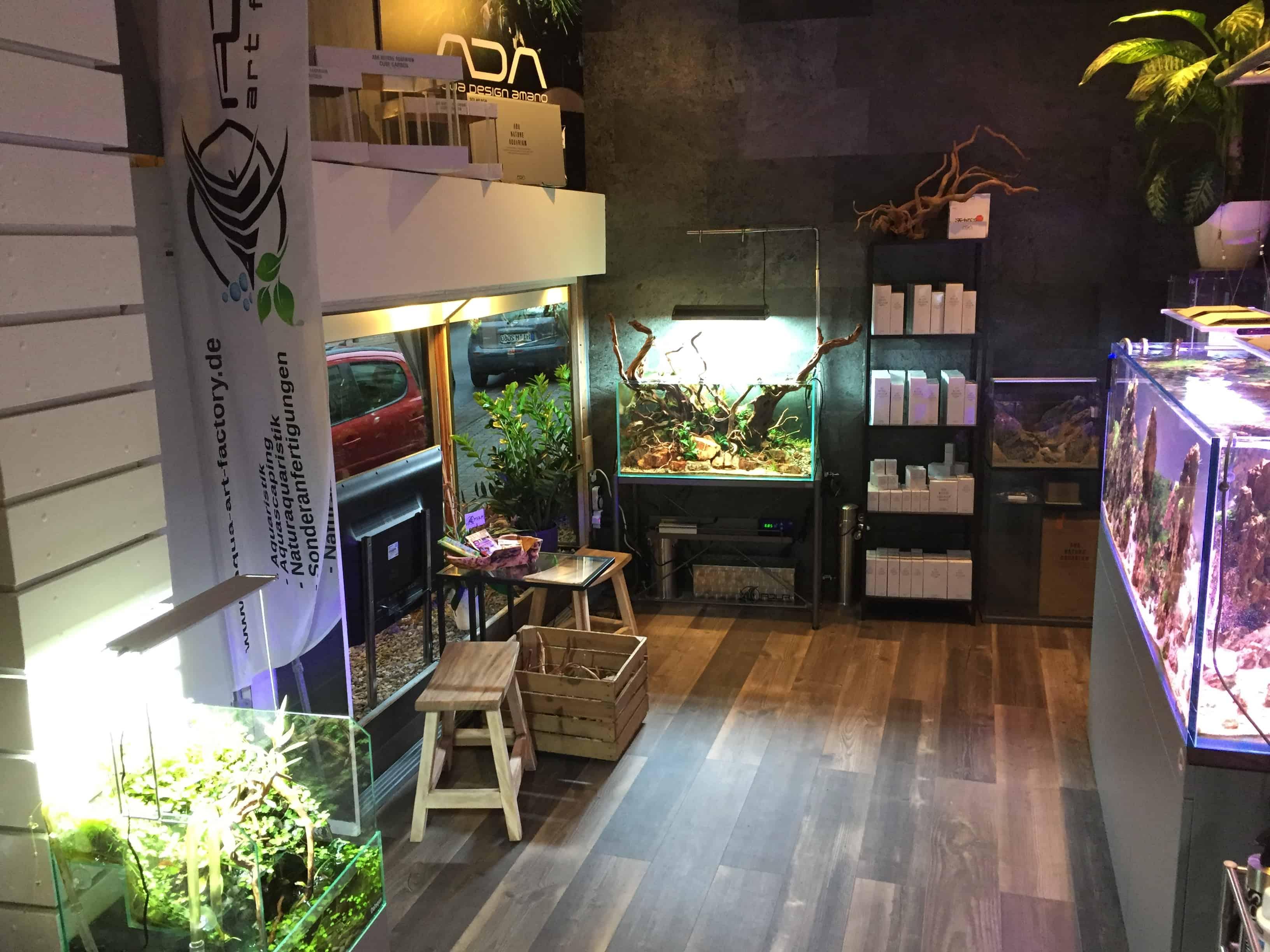 Podcast Episode #104: The Aqua Art Factory - Wie das Hobby zum Beruf wurde (Florian Neumann) 2