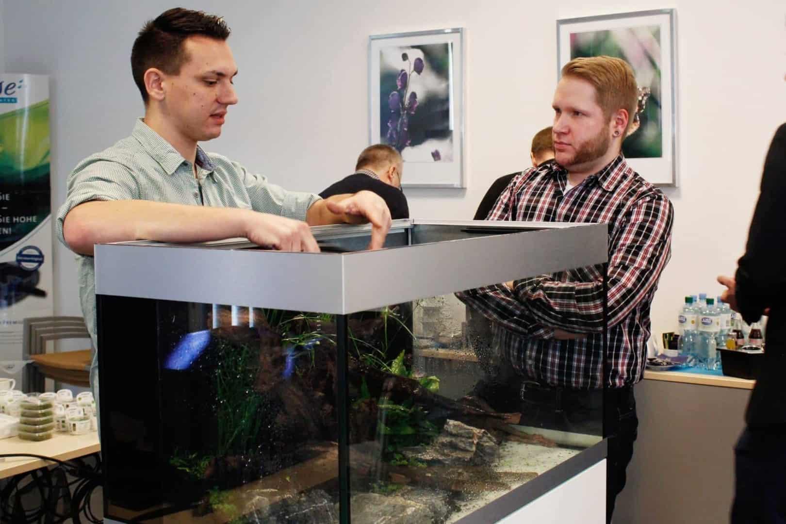 Podcast Episode #108: Aquascaper - Das Hobby als Beruf (Adrie Baumann) 9