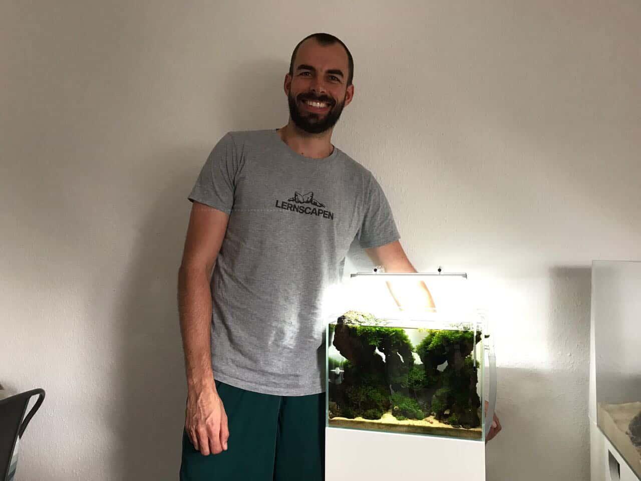 Podcast Episode #117: Das Kindergarten Aquarium (Florian Breindl) 6