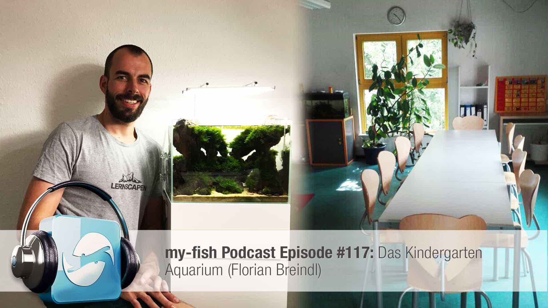 Podcast Episode #117: Das Kindergarten Aquarium (Florian Breindl) 1