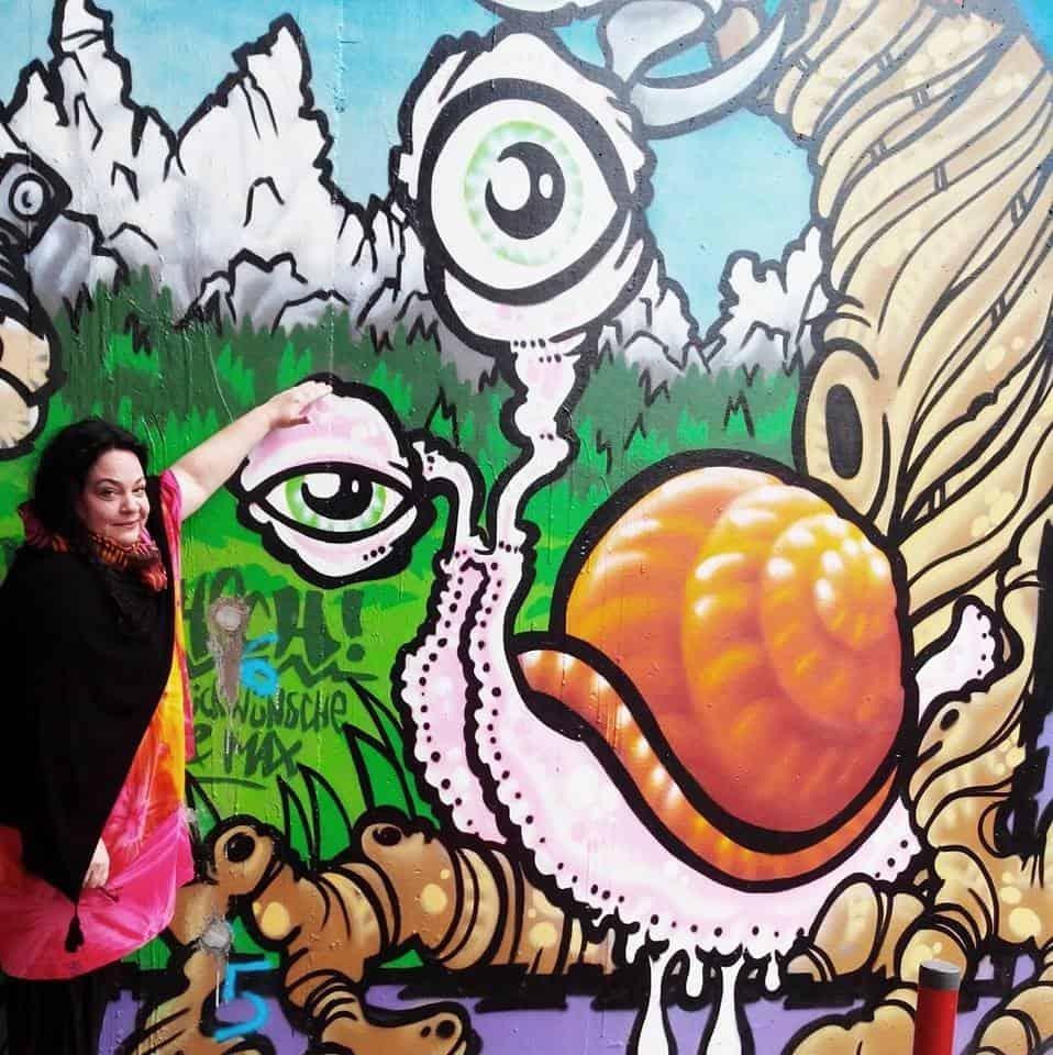 Podcast Episode #120: Das Schneckenaquarium (Alexandra Behrendt) 2