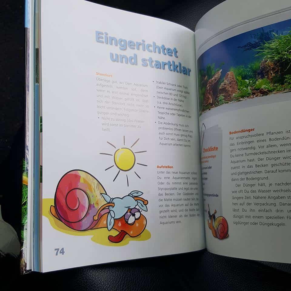 Podcast Episode #120: Das Schneckenaquarium (Alexandra Behrendt) 18