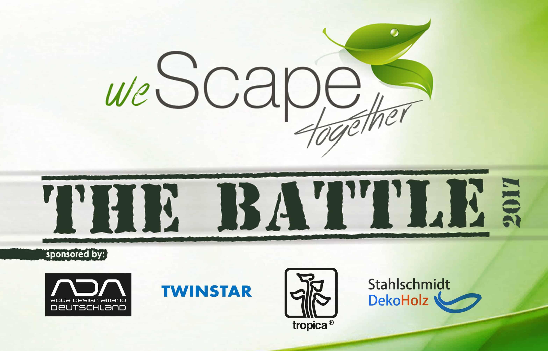 Termin merken: We scape together – THE BATTLE in Dortmund 1