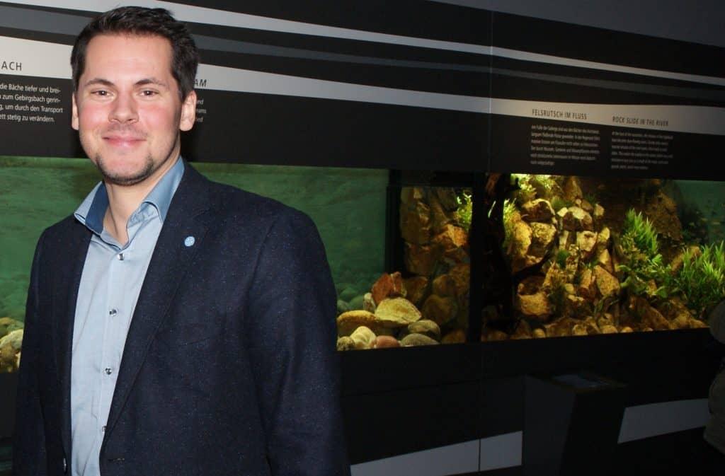 Podcast Episode #131: Tag des öffentlichen Aquariums (VDA Präsident Jens Crueger) 2