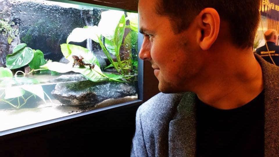 Podcast Episode #131: Tag des öffentlichen Aquariums (VDA Präsident Jens Crueger) 3