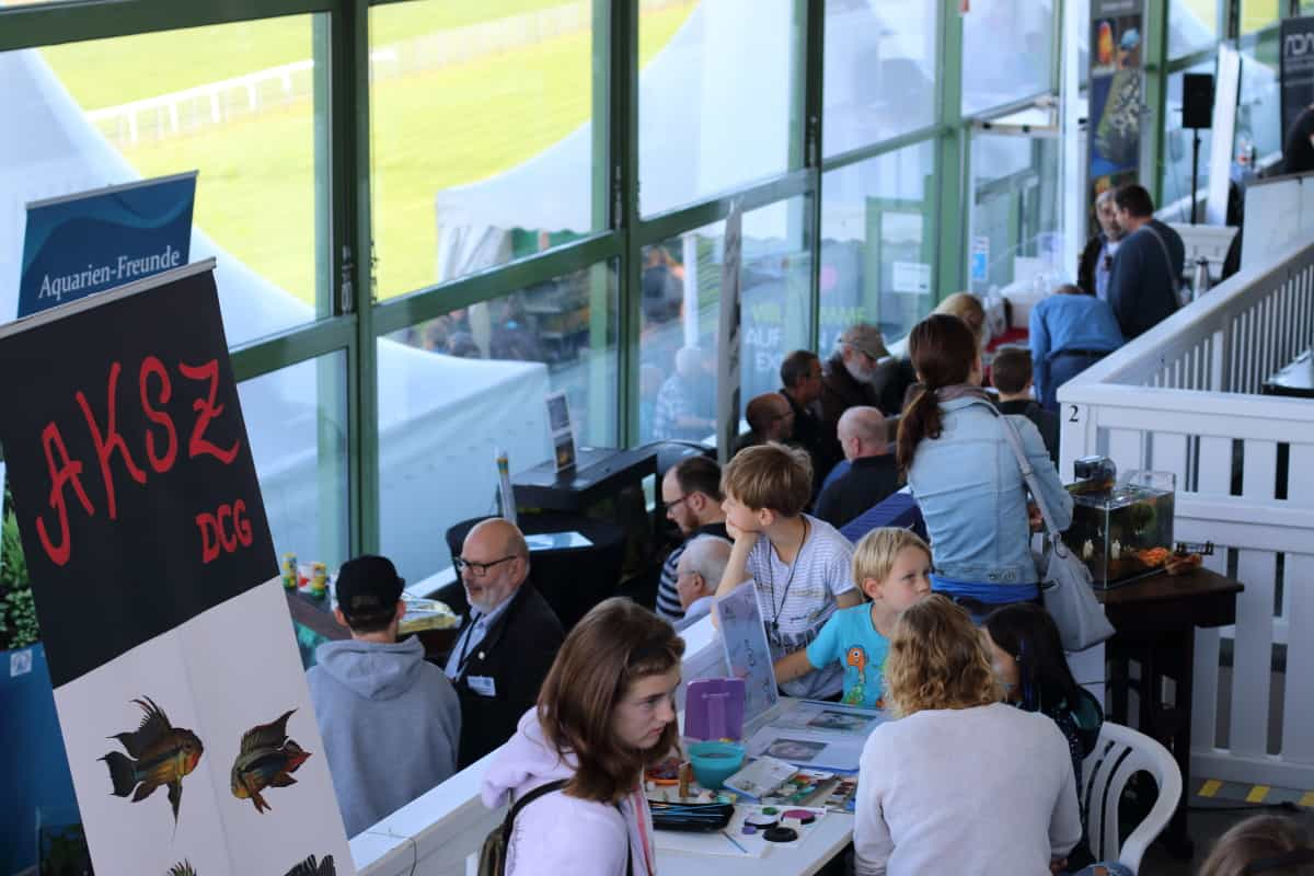 Podcast Episode #130: Messebericht - aqua EXPO Tage Dortmund 2017 4