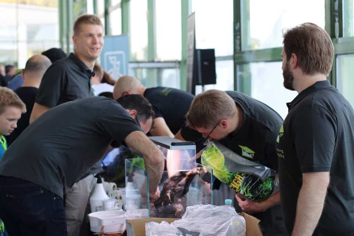 Podcast Episode #130: Messebericht - aqua EXPO Tage Dortmund 2017 16