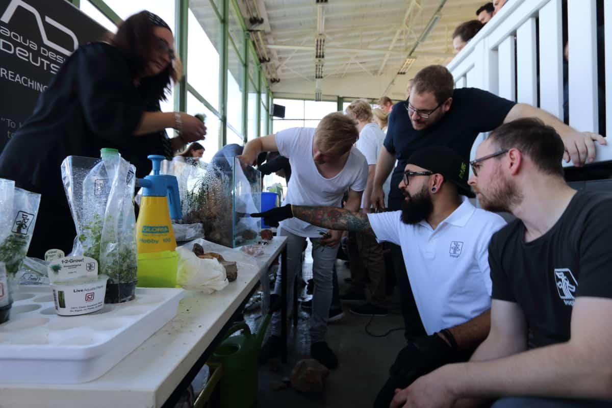 Podcast Episode #130: Messebericht - aqua EXPO Tage Dortmund 2017 19