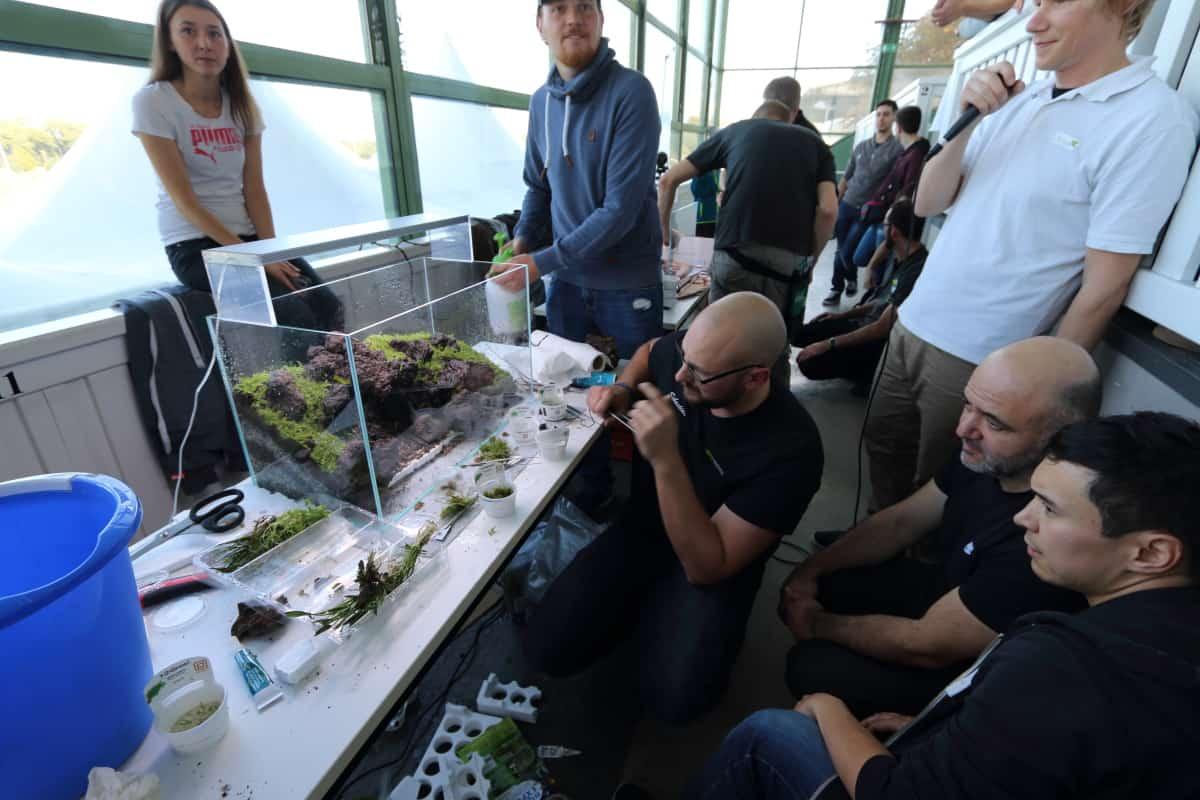 Podcast Episode #130: Messebericht - aqua EXPO Tage Dortmund 2017 20