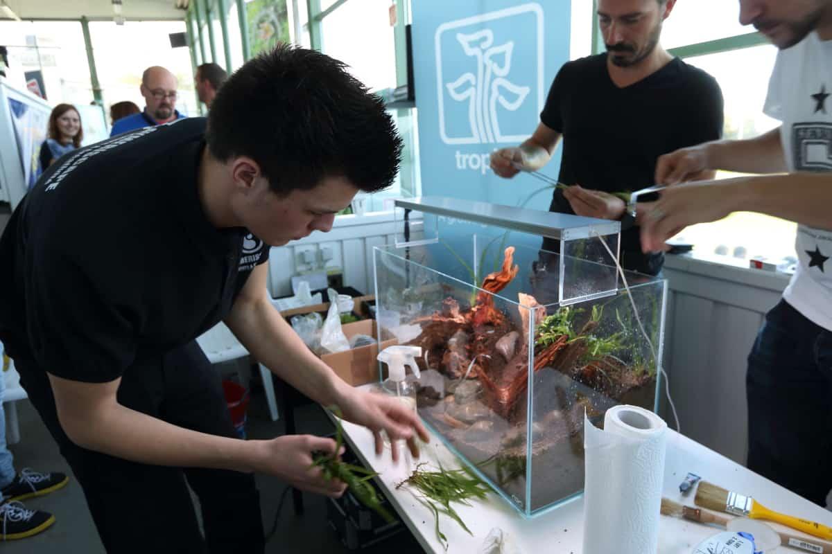 Podcast Episode #130: Messebericht - aqua EXPO Tage Dortmund 2017 23