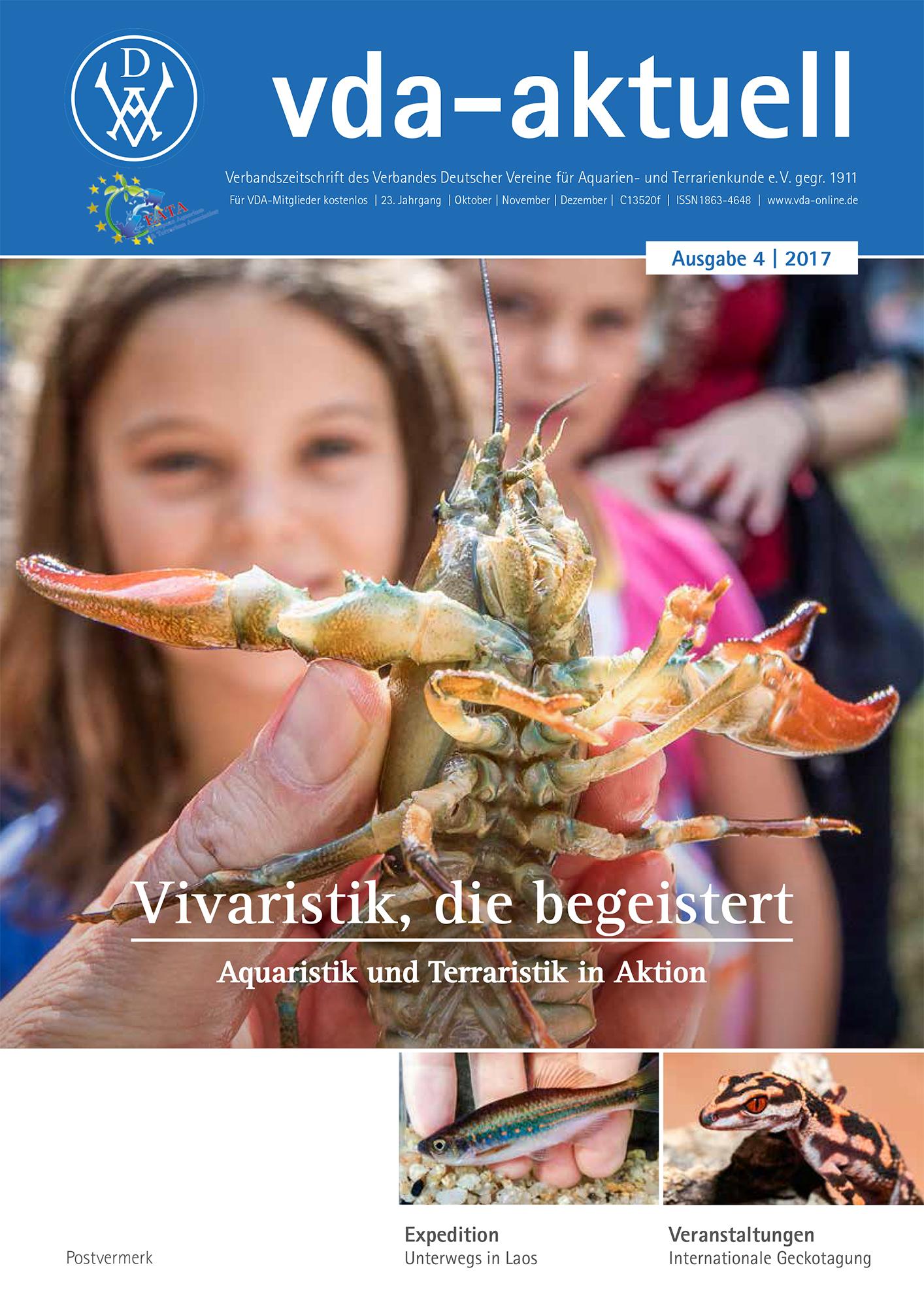 VDA-Aktuell Ausgabe 4/2017 ist erschienen 1