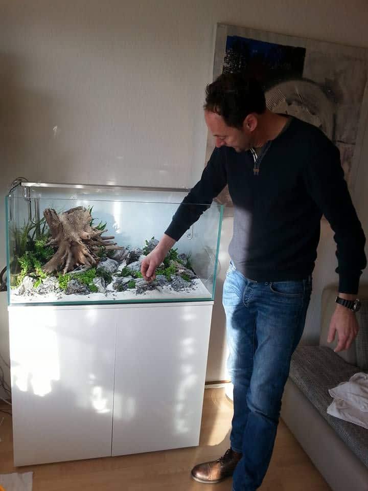Podcast Episode #135: Bodendecker im Aquarium (Oliver Lindemann) 2