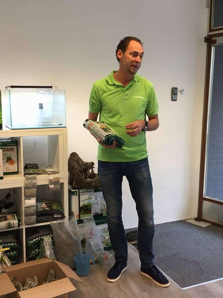 Podcast Episode #135: Bodendecker im Aquarium (Oliver Lindemann) 3
