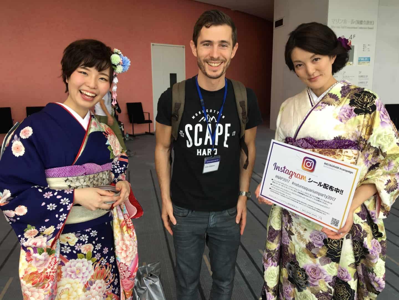 Podcast Episode #137: Eine Reise nach Japan zur IAPLC Verleihungszeremonie 2017 27