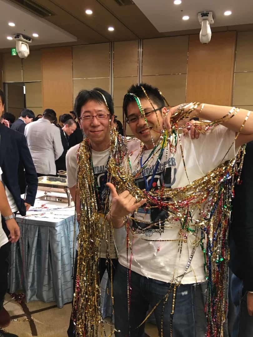 Podcast Episode #137: Eine Reise nach Japan zur IAPLC Verleihungszeremonie 2017 33