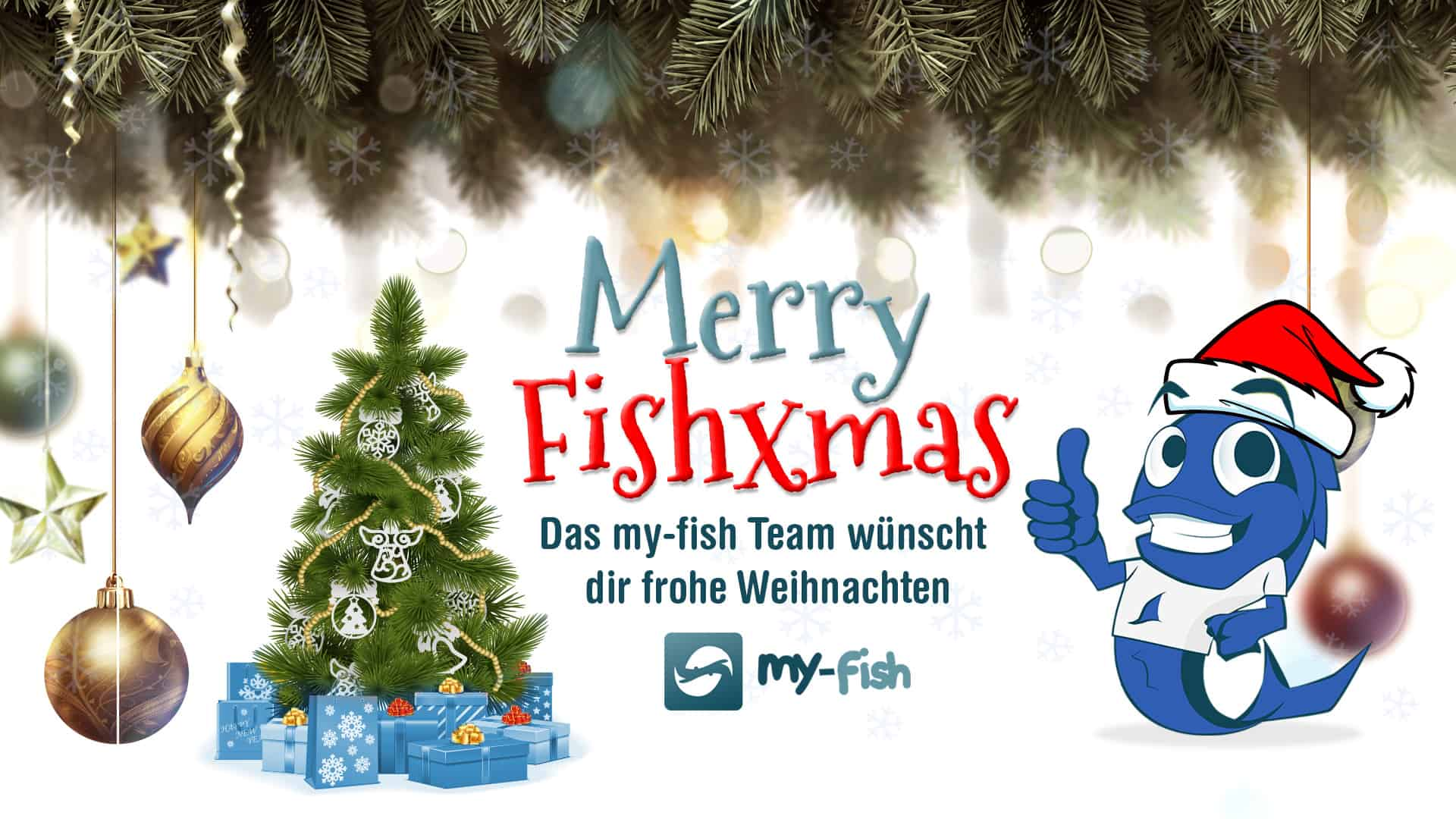 frohe weihnachten 2017 vom my fish team my fish. Black Bedroom Furniture Sets. Home Design Ideas