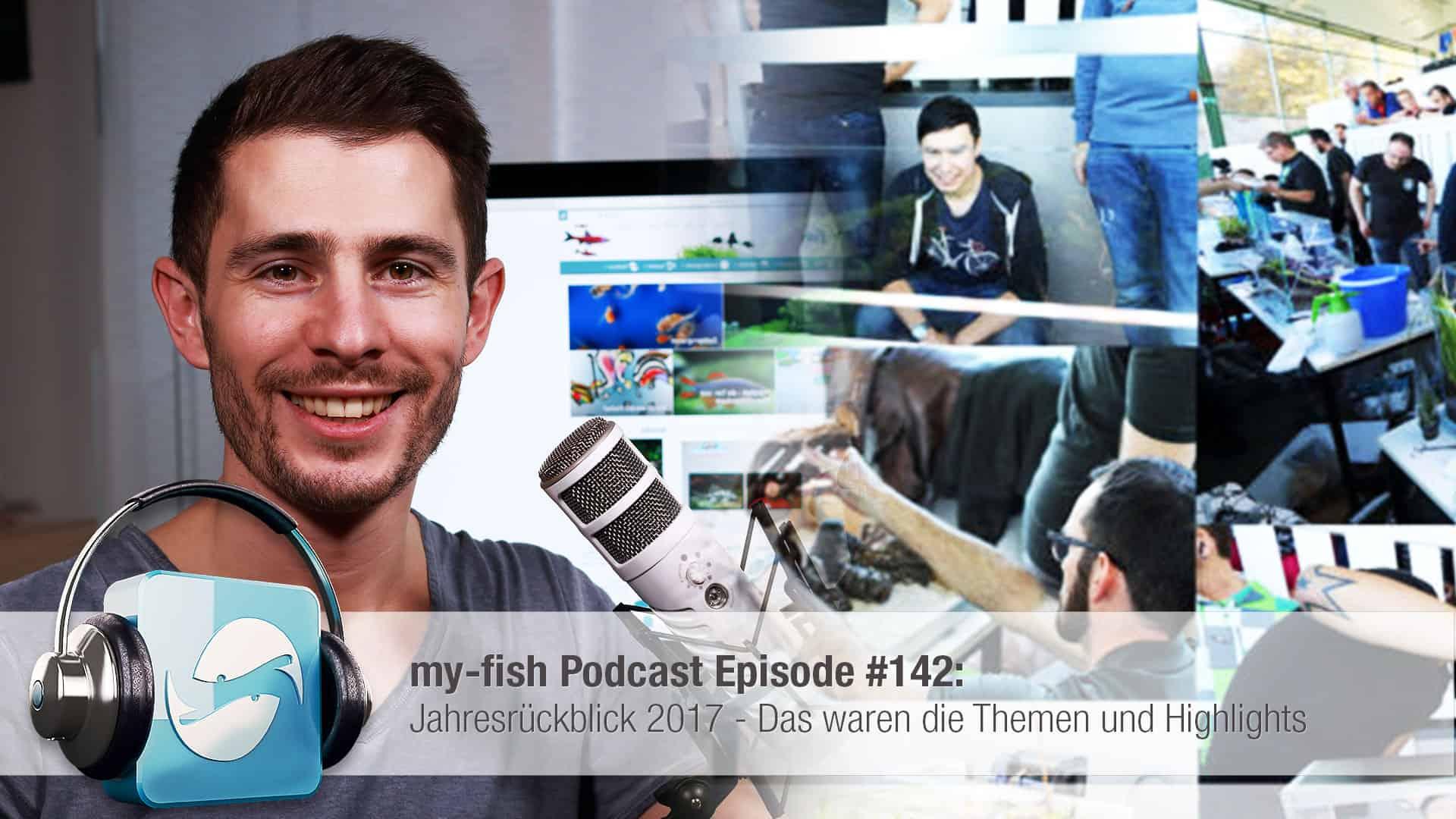 Podcast Episode #142: Jahresrückblick 2017 - Das waren die Themen und Highlights 1