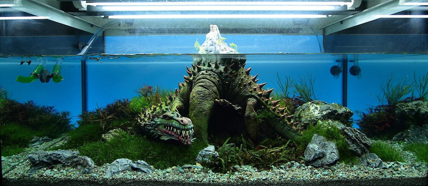 """Podcast Episode #148: 10 Jahre """"The Art of the Planted Aquarium (Harald Soßna) 28"""