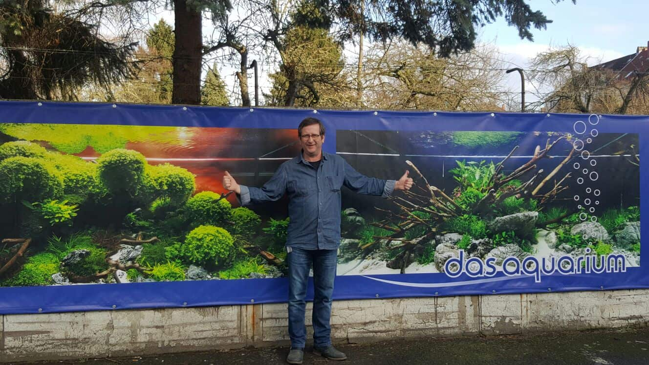 """Podcast Episode #148: 10 Jahre """"The Art of the Planted Aquarium (Harald Soßna) 25"""