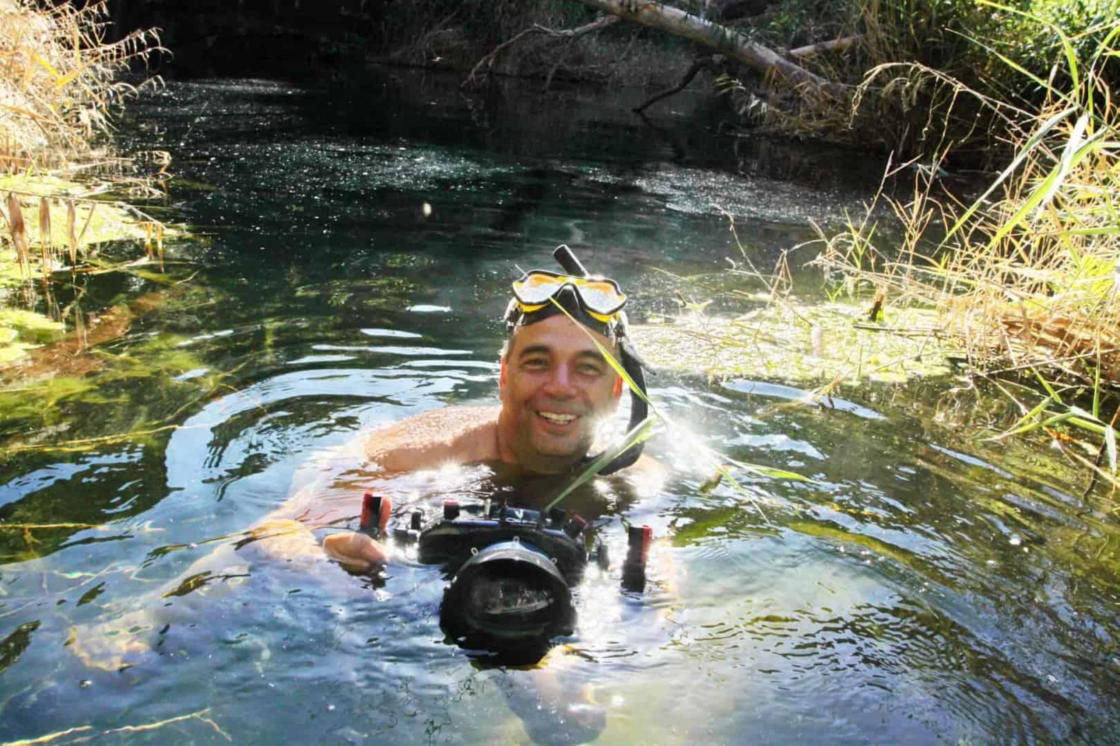 154 : Expeditionen zu den Biotopen der Aquarienfische Teil 2 (Heiko Blessin) 27