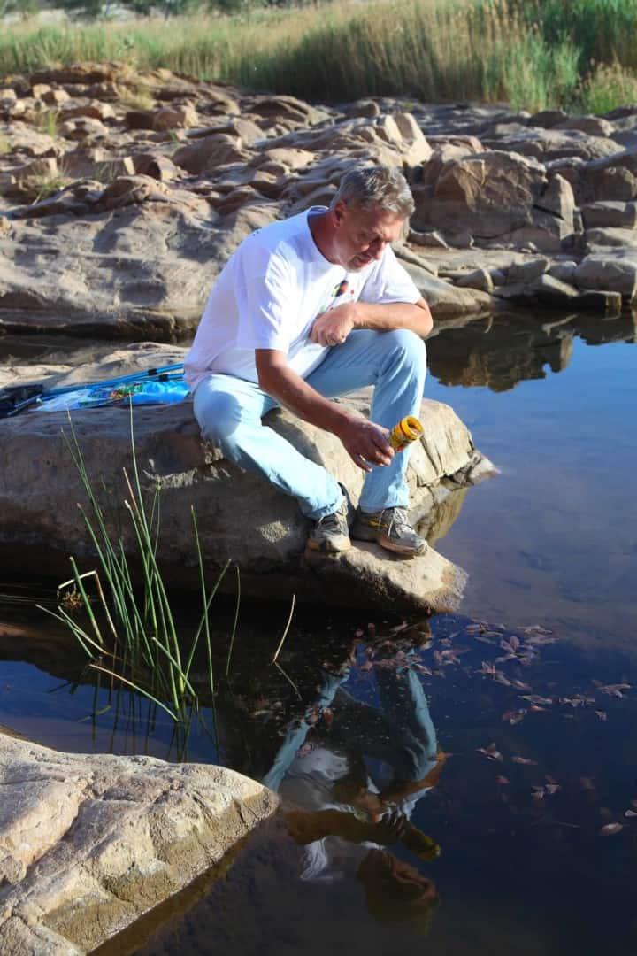 154 : Expeditionen zu den Biotopen der Aquarienfische Teil 2 (Heiko Blessin) 28