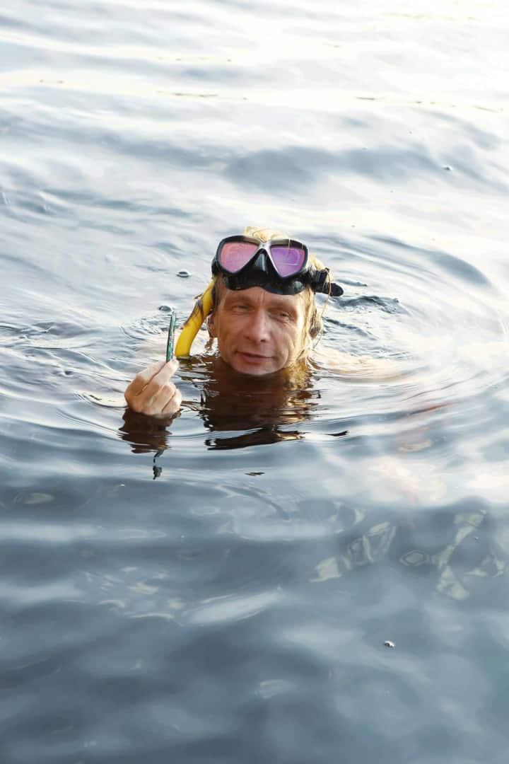 154 : Expeditionen zu den Biotopen der Aquarienfische Teil 2 (Heiko Blessin) 42
