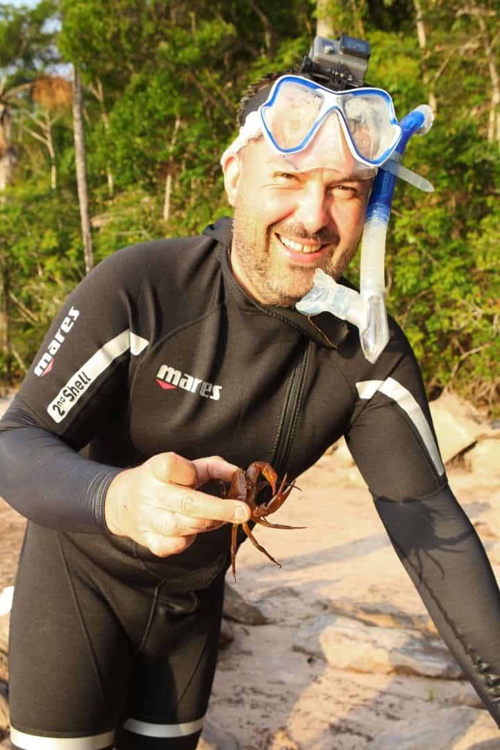 154 : Expeditionen zu den Biotopen der Aquarienfische Teil 2 (Heiko Blessin) 44