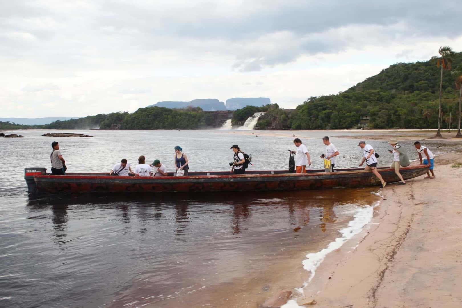 154 : Expeditionen zu den Biotopen der Aquarienfische Teil 2 (Heiko Blessin) 45