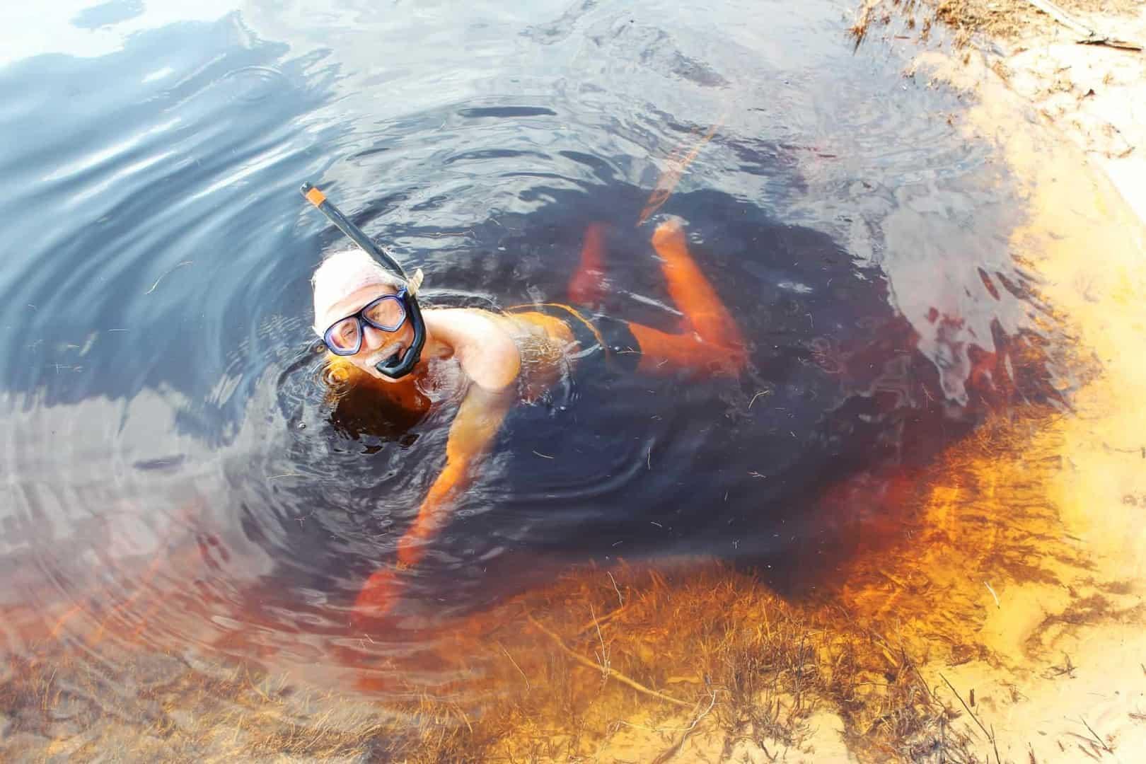 154 : Expeditionen zu den Biotopen der Aquarienfische Teil 2 (Heiko Blessin) 48