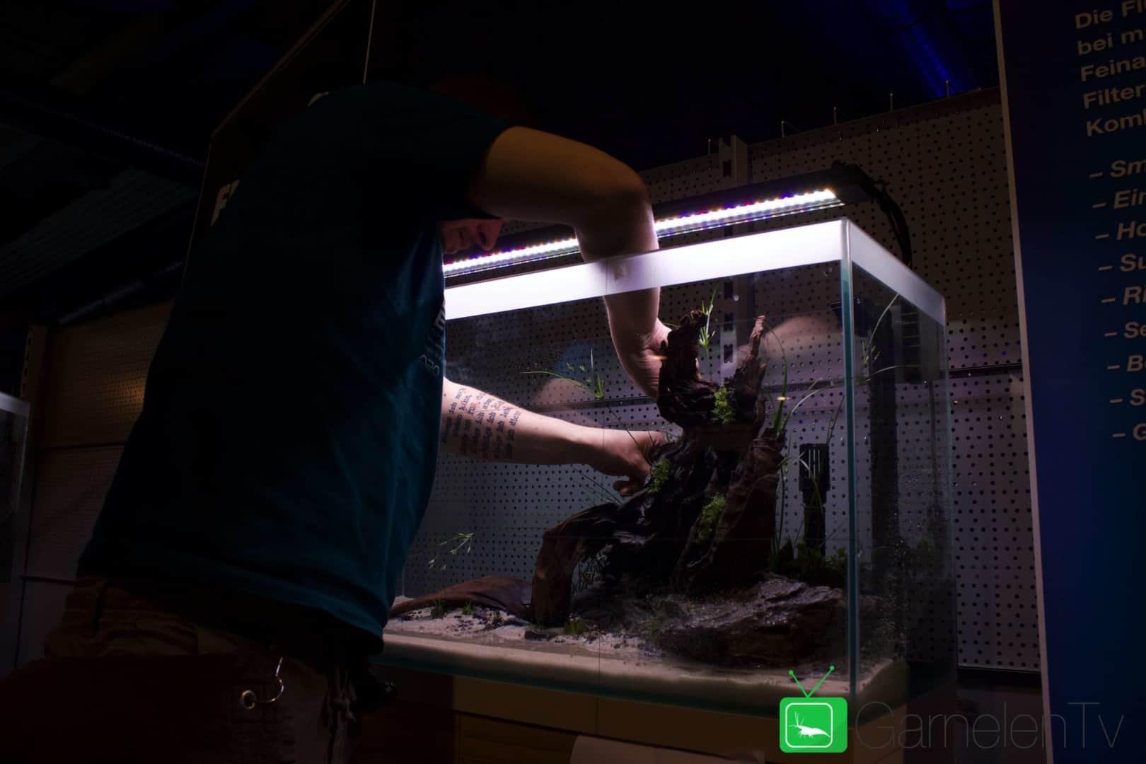 157 : Die Aquarium Design Meisterschule 96