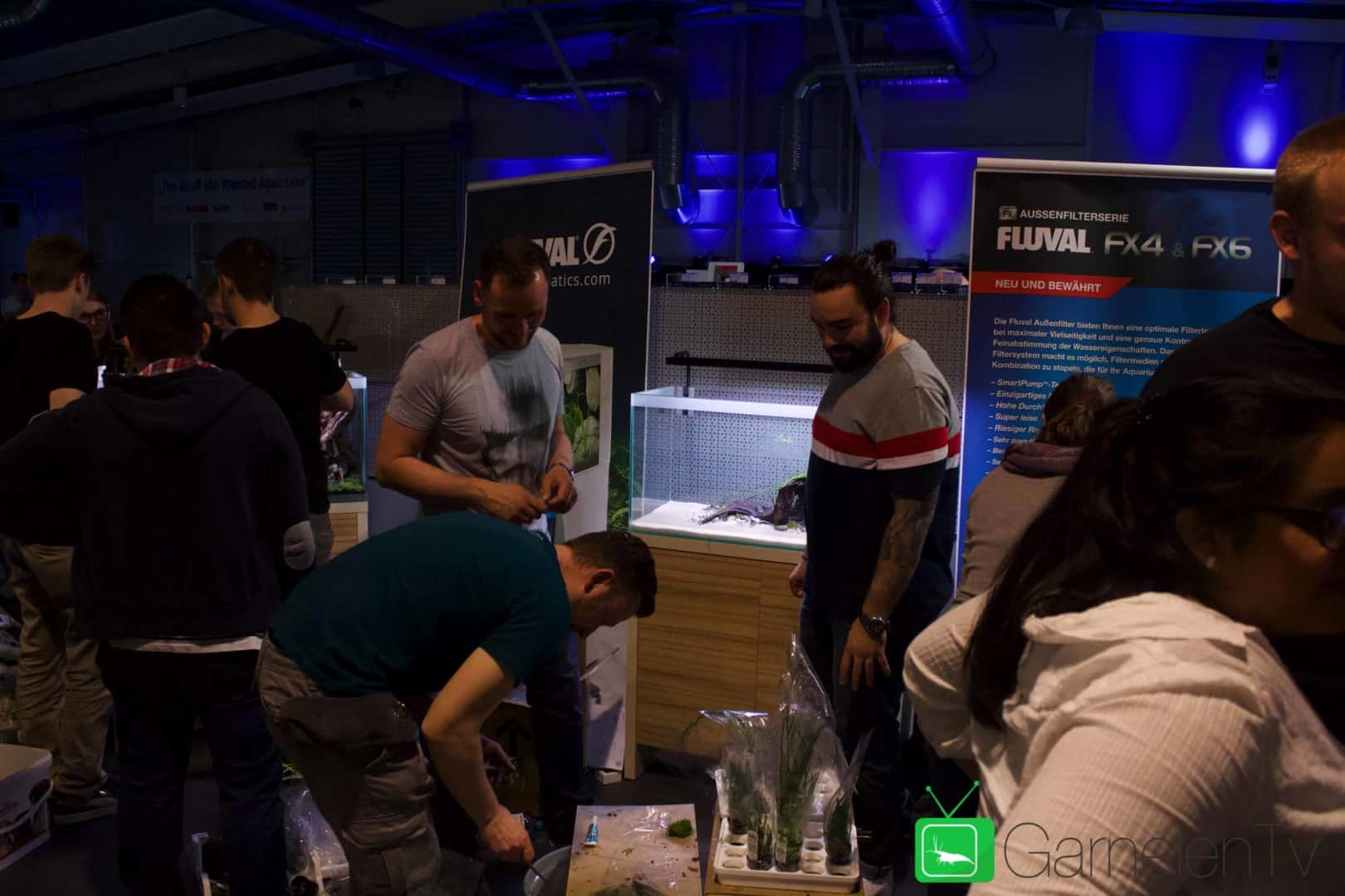 157 : Die Aquarium Design Meisterschule 101