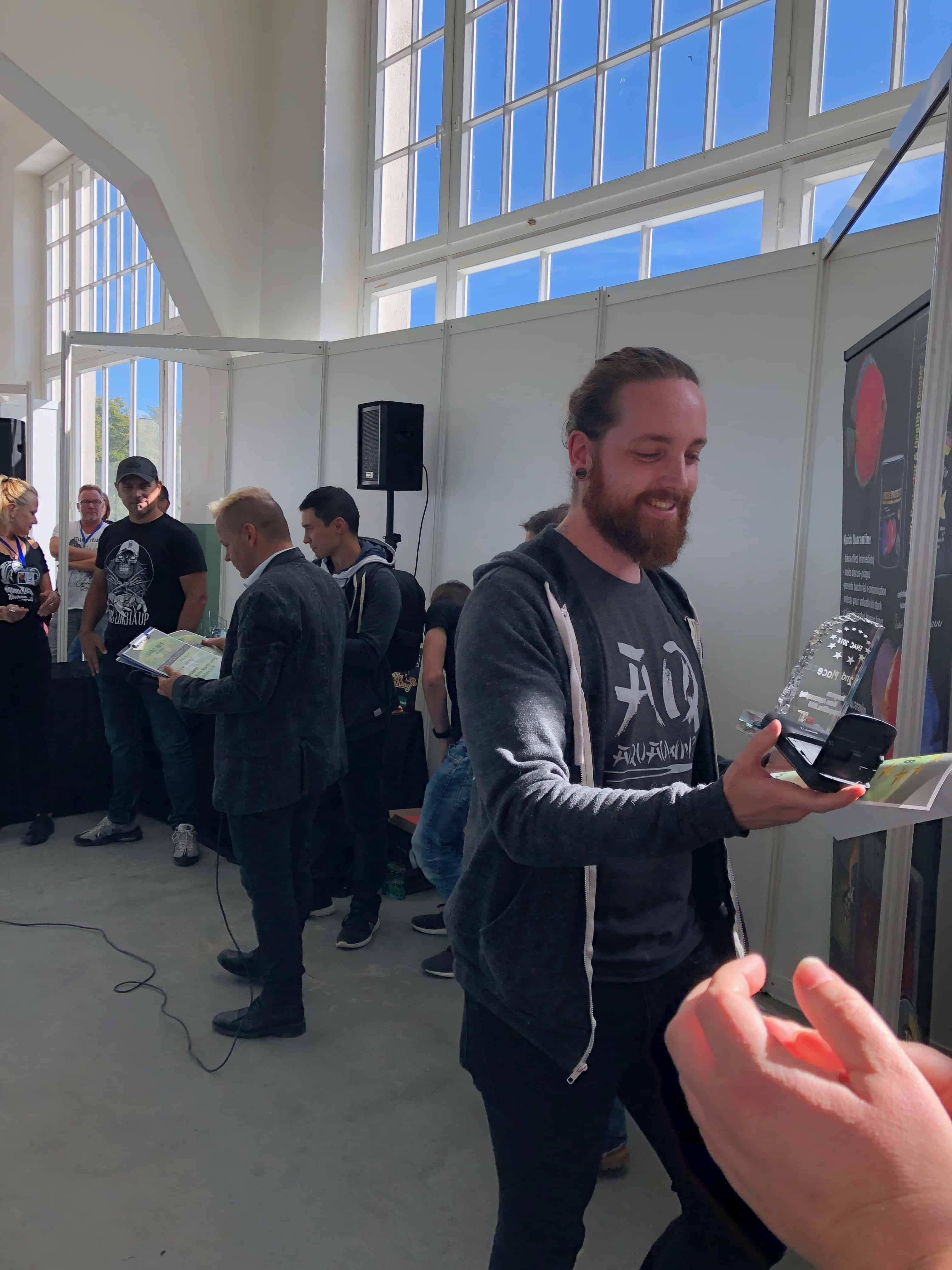 183 Messebericht - Das waren die Aqua Expo Tage 2018 (Tobias Gawrisch) 30