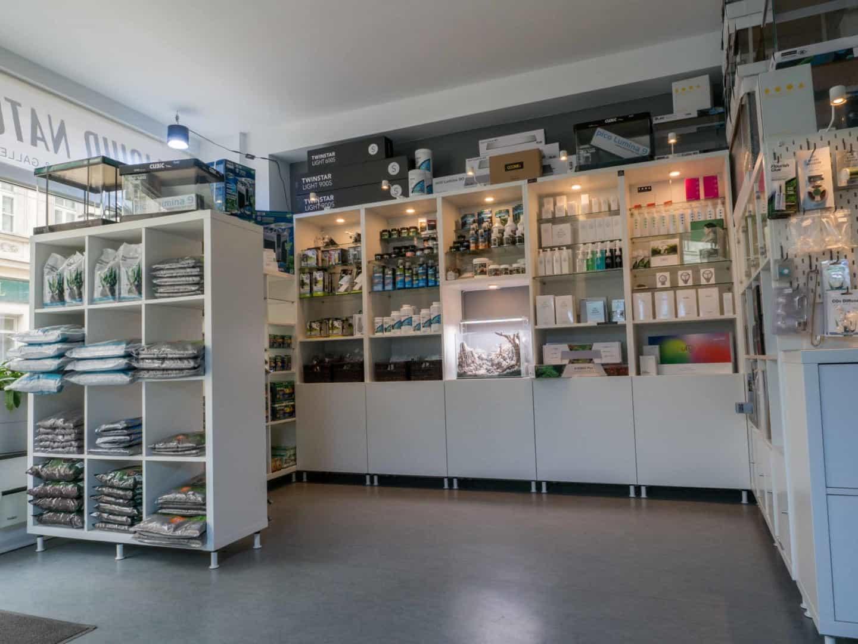 197 Liquid Nature - zwei Hobby Aquascaper eröffnen ein Fachgeschäft mit Aquariengalerie (Stefan Graf & Philip Schwarz) 5