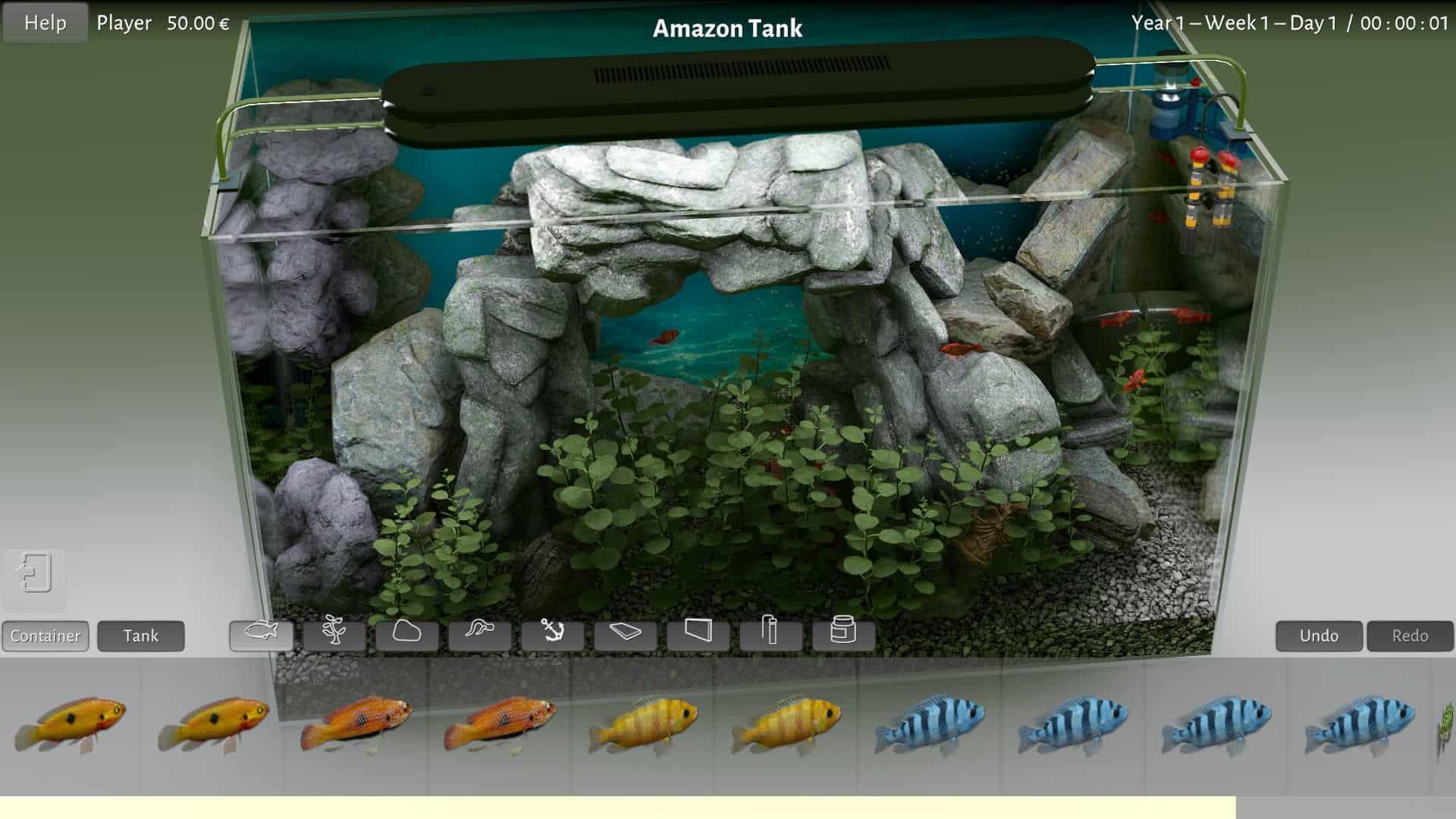 Early Access: Aquarium-Simulator Biotope 2