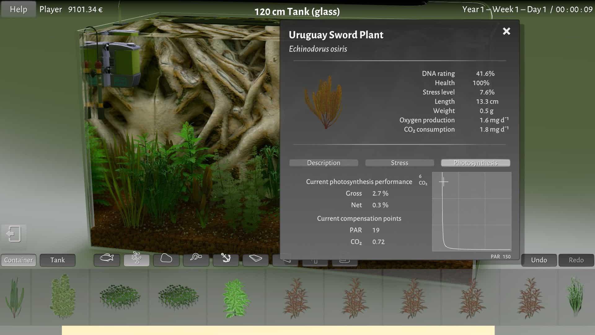 Early Access: Aquarium-Simulator Biotope 4