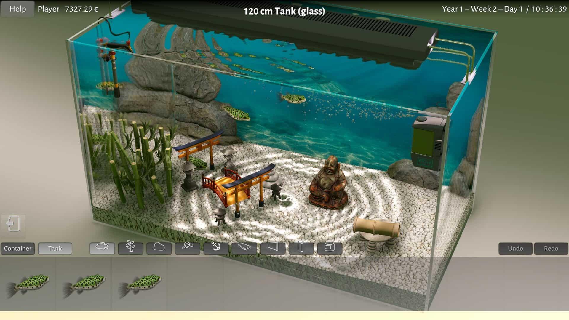 Early Access: Aquarium-Simulator Biotope 5