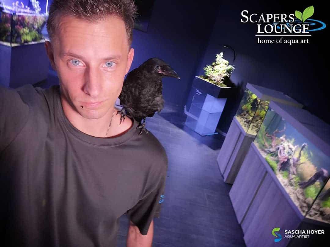 208 - Die Scapers Lounge - Neueröffnung des Mekkas für Naturaquarienliebhaber (Sascha Hoyer & Matthias Levy) 5