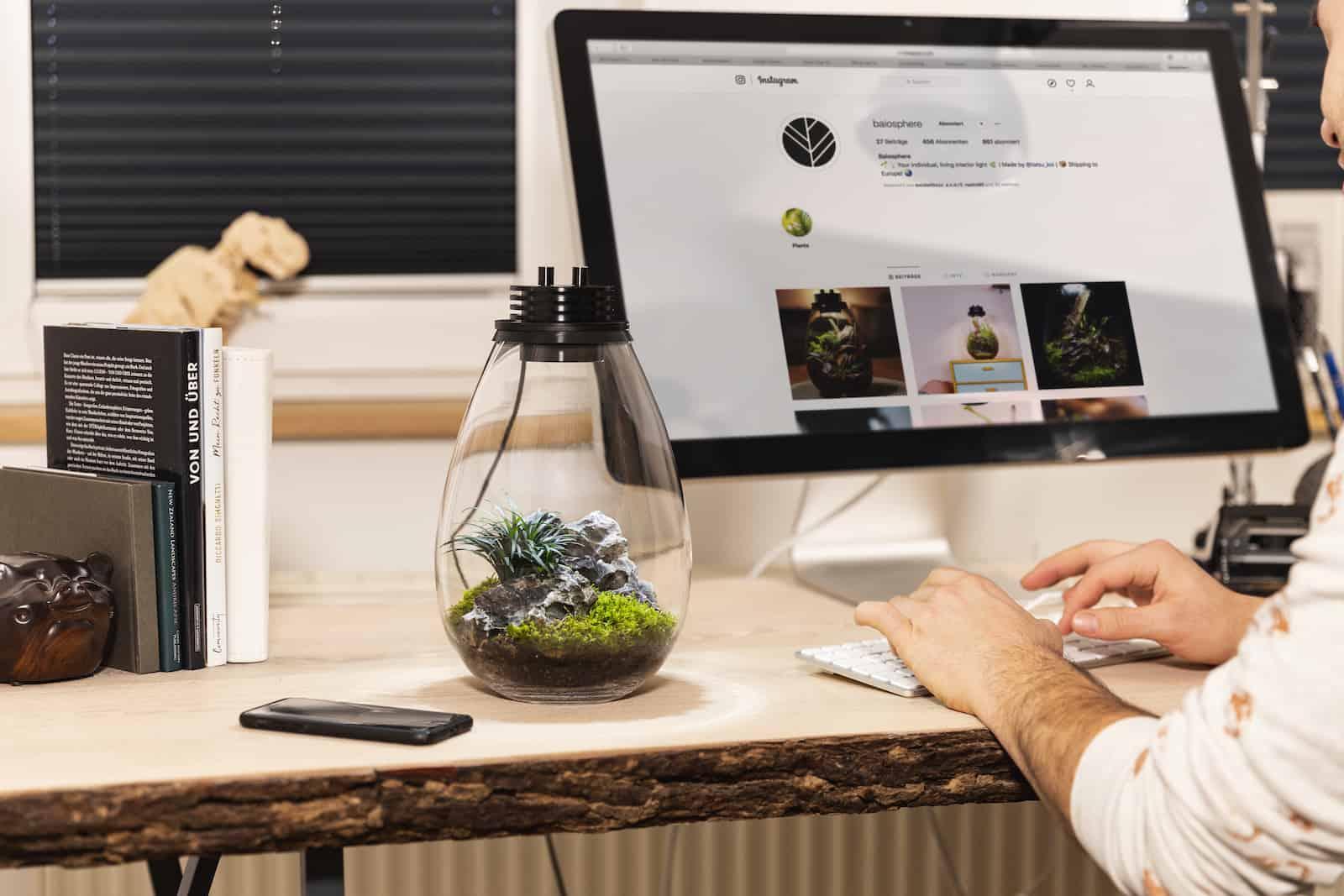 207 - Baiosphere - Das Planzenterrarium: Mikrokosmos selbst für schwierige Pflanzen (Benedigt Vimalavong) 11
