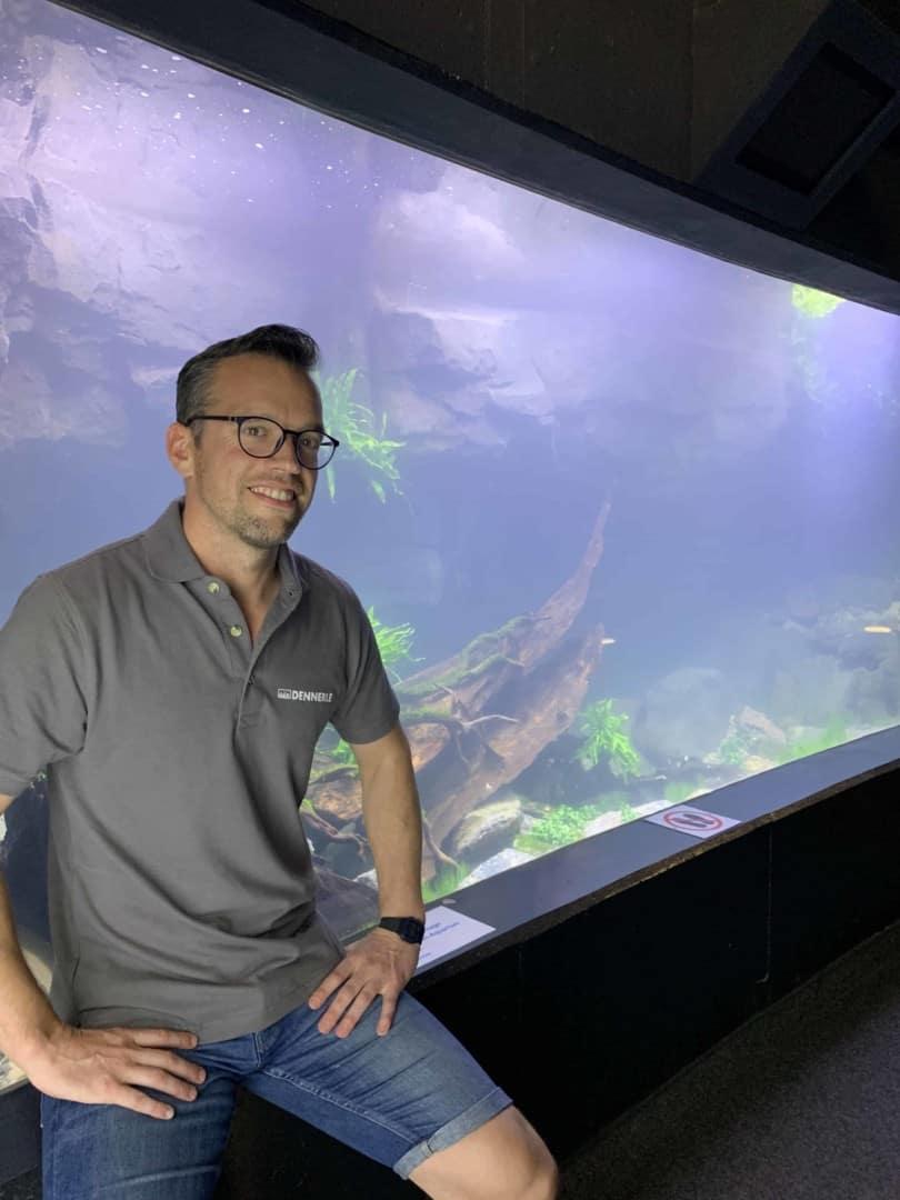 206 - Das 28.000 Liter Sumatra Flusslauf Aquarium im Tierpark Hagenbeck - Die Umsetzung und Einrichtung (Volker Jochum) 13