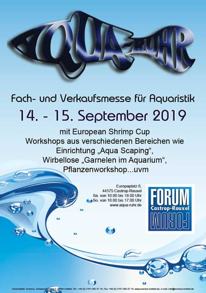 212: Aqua Ruhr 2019 - Die neue Messe für Aquaristik in Castrop-Rauxel (Tina Benneker) 2